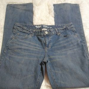 Mossimo Supply Co. Slim BootCut Jeans Size 13L